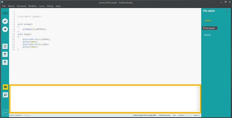 Arduino Studio! Il nuovo IDE per Arduino