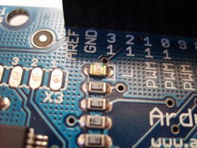 Arduino led pin 13