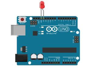 Arduino Blink - Esempio