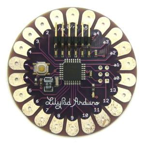 La scheda Arduino studiata per applicazioni che possono essere indossate