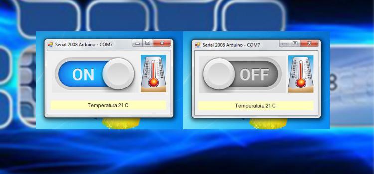 Interfacing Arduino with Visual Basic
